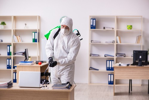 How much does Office Disinfection Service Cost?